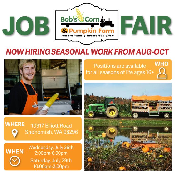 Job Fair Promo for Social Media